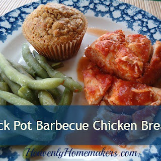 Crock Pot Barbecue Chicken – Real Food Dollar Menu