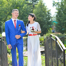 Wedding photographer Sergey Semakin (Semkin). Photo of 23.08.2015