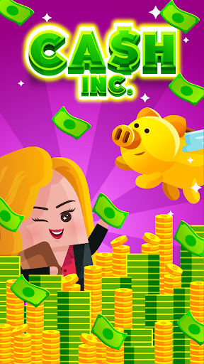 Cash, Inc. Money Clicker Game & Business Adventure for PC