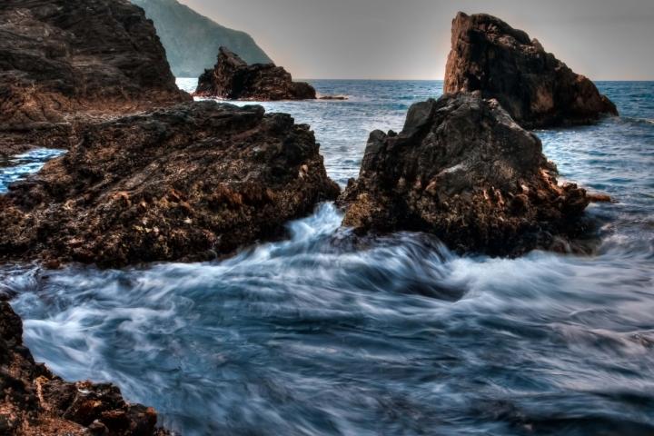 Scogli delle Cinque Terre di MicheleFaggian