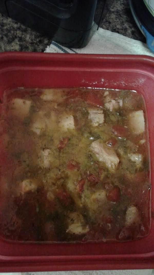 Pork White Bean Chili Recipe