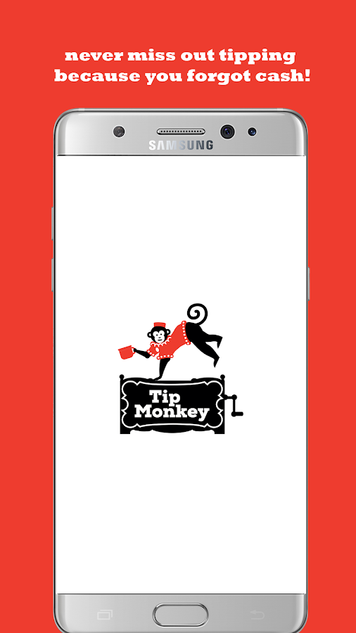 Tip Monkey- screenshot
