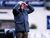 Peter Maes prévient : En cas de mauvaise prestation contre Anderlecht, les joueurs de Saint-Trond seront punis