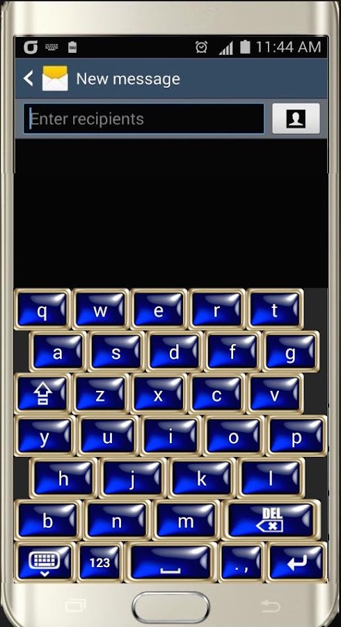 Big Quick Keyboard - BigQuick- screenshot
