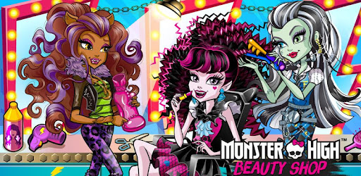 Monster High™ Salon de Beauté