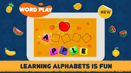 ABC Song - Rhymes Videos, Games, Phonics Learning 3.55 screenshots 5