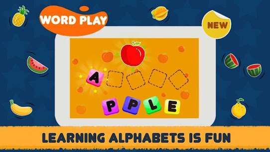 ABC Song – Rhymes Videos, Games, Phonics Learning 5