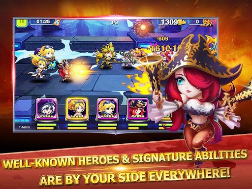Summoners Arena|玩冒險App免費|玩APPs
