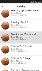 Basketball Playview screenshot 1