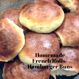 French Bread Rolls.