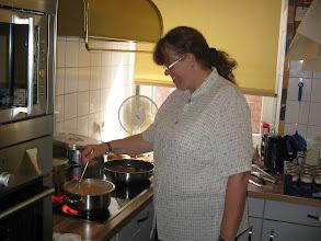 Photo: Frauenverbände kochen für uns- August