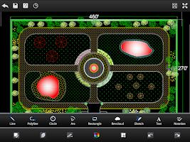 Screenshot of CAD Viewer-DWG FastView