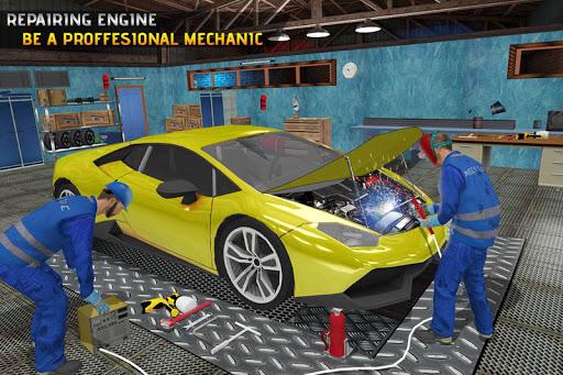 Mobile Auto Mechanic: Car Mechanic Games 2018 1.0 screenshots 2