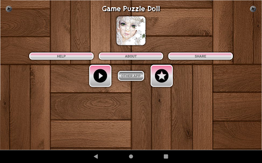 Cute And Beautifull Doll Game Puzzle android2mod screenshots 8