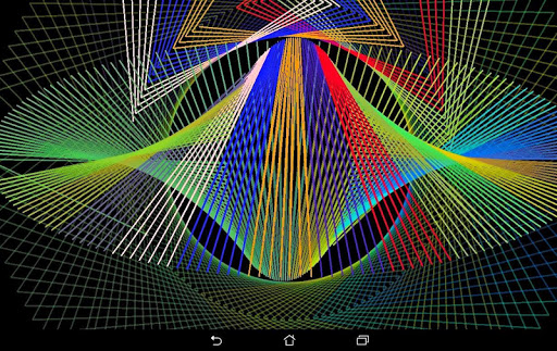 Hypnotic Pulsator Pro - Visualizer & Wallpaper  screenshots 12