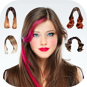 Hair Changer Woman Android Apps On Google Play - Hairstyles changer app