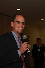 Photo: Assistant Attorney General for the Civil Rights Division Thomas Perez engages the audience during the ACS 10th Anniversary National Convention.