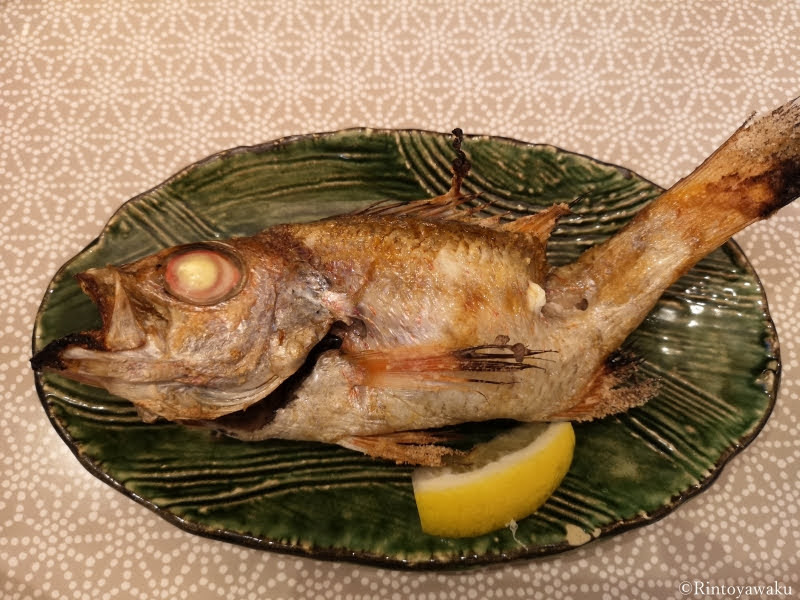 ツバメヤ-食事3