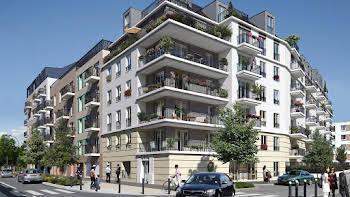 Appartement 3 pièces 57,24 m2