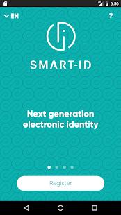SmartID demo (Unreleased) - náhled