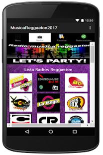 Radio Música Reggaeton - náhled
