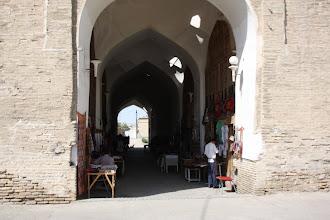 Photo: Day 164 - Entrance to Toki Zargaron (Bazaar)