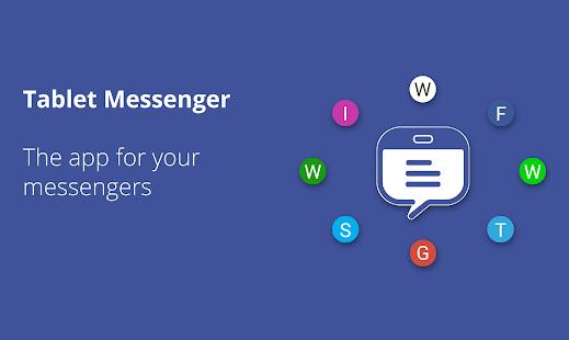 Tablet Messenger