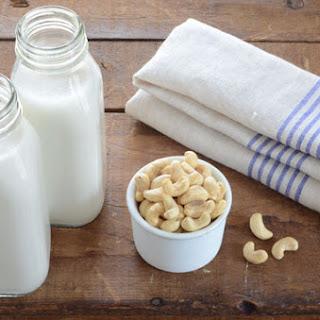 Cashew Milk.
