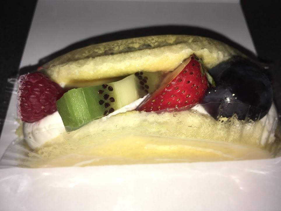 オムレットケーキアラモード