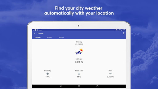 Today's Weather - Local Weather Forecast Channel 1.4 screenshots 6