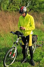 Photo: Il ciclista serio