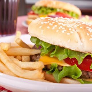 All American Cheeseburgers.