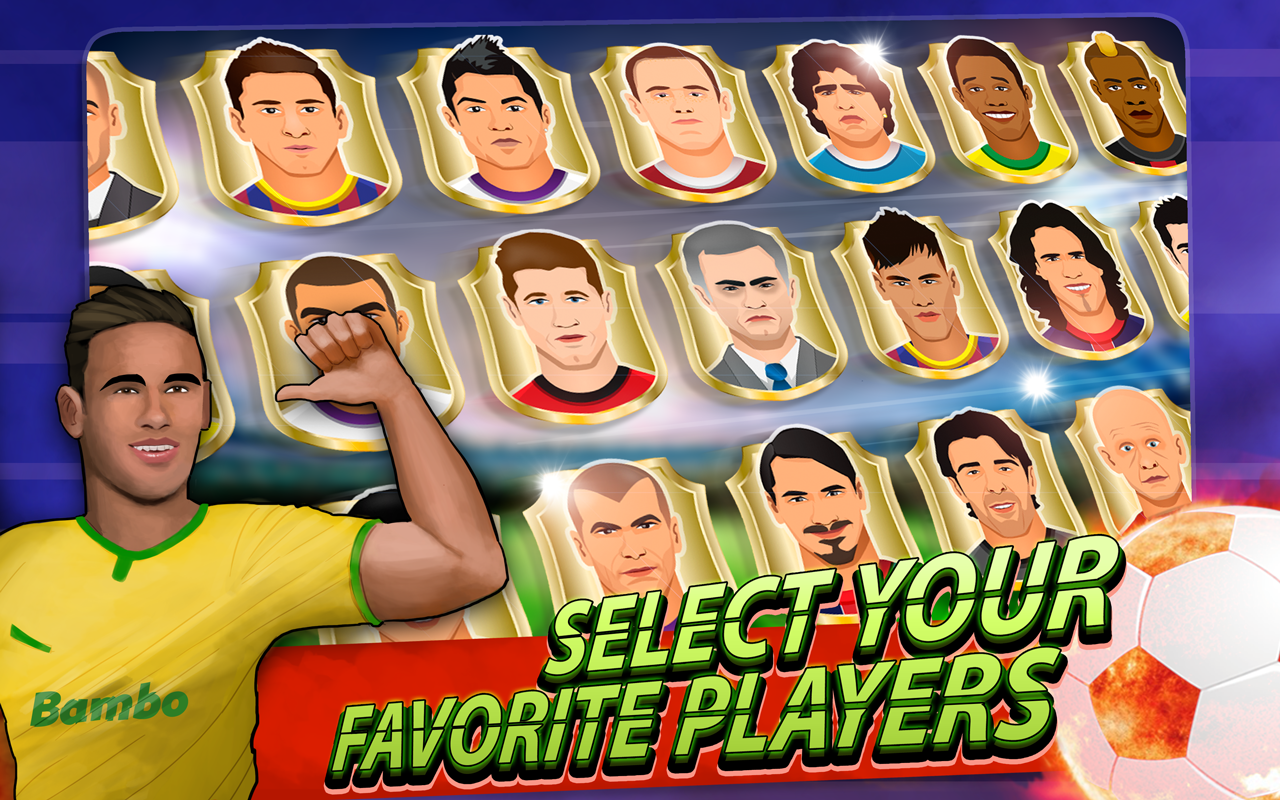 Football Players Fight Soccer- screenshot