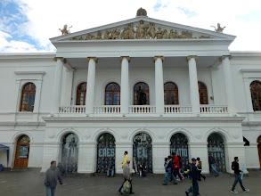 Photo: The  Teatro Sucre, Quito