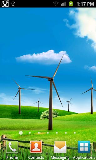 Windmill Live Wallpaper screenshots 3