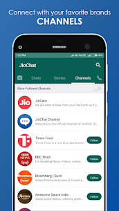 9Apps jio chat 4