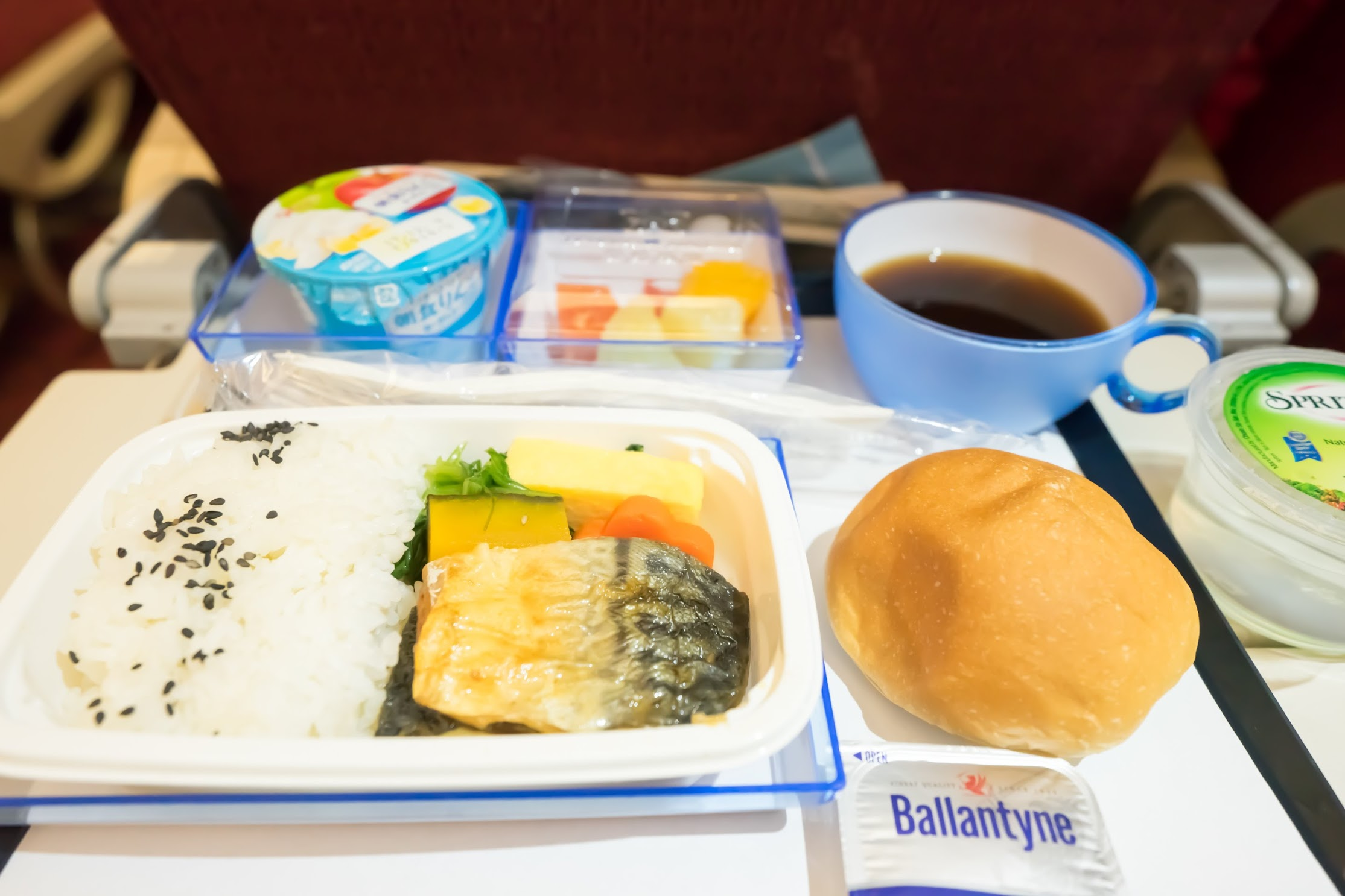 Hong Kong Airlines Meal