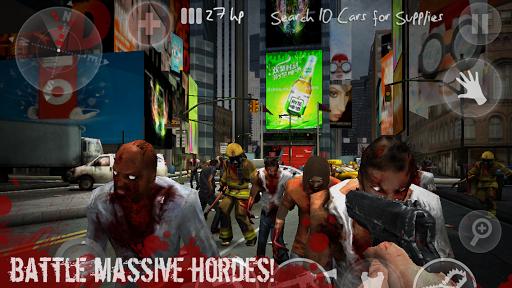 N.Y.Zombies 2 для планшетов на Android