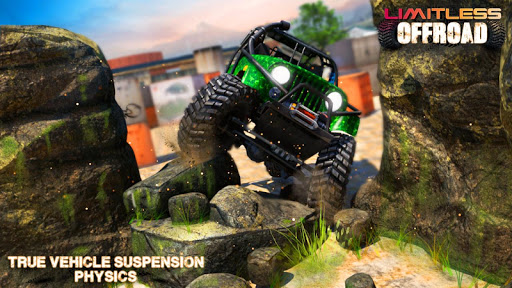 Off Road Monster Truck Driving - SUV Car Driving 6.6 Mod screenshots 2
