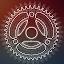 Gear escape icon