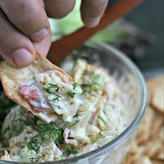 Old Bay Seafood Salad Recipe