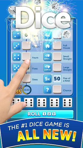 Dice With Buddies™ Free - The Fun Social Dice Game 5.13.0 screenshots 1