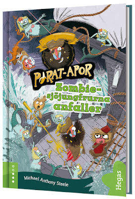 Pirat-apor 1 - Zombie-sjöjungfrurna anfaller