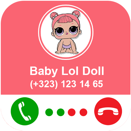 Call From Baby Lol Doll Surprise - Surprise Eggs