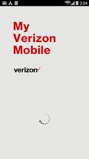 My Verizon Mobile- screenshot thumbnail
