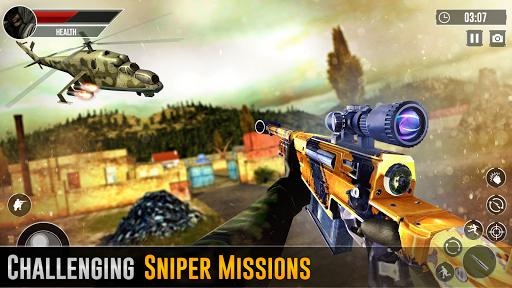 IGI Sniper 2019: US Army Commando Mission 1.0.13 10