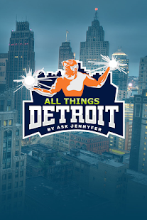 All Things Detroit- screenshot thumbnail