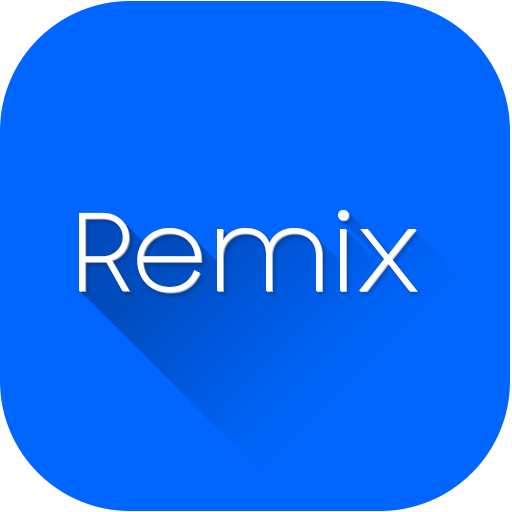 Remix Theme for LG V30 & LG G6 - Google Playstore Revenue & Download