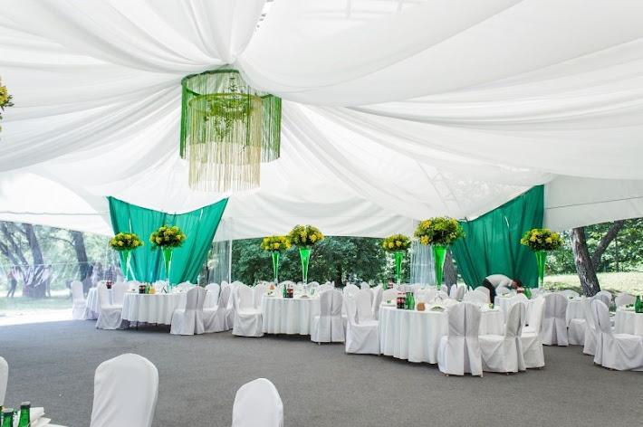 Фото №8 зала Площадка «Дворцовая» с шатром
