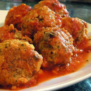 Italian Meatballs Without Cheese Recipes.